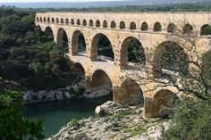 PONT du GARD - Provence - France