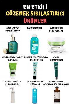 Gözenek Sıkılaştırıcı Krem ve Serumlar Best Acne Scar Removal, Acne Scar Removal Treatment, How To Remove Pimples, Remove Acne, Pimple Scars, Acne Scars, Acne Skin, Beauty Care, Beauty Skin