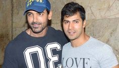 """Actor Varun Dhawan has called his 'Dishoom' co-star John Abraham his """"big brother"""". Since the trailer of 'Dishoom' has passed 10 million"""