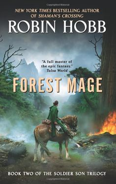 Forest Mage (The Soldier Son Trilogy, Book 2): Robin Hobb: 9780060758295: Amazon.com: Books