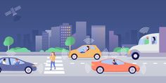 Driverless vehicles will be on the EU market from What are the benefits? What is the EU doing to face the challenges of the automated transport sector? Discover it in our infographic. Self Driving, Car Ins, Used Cars, Science Fiction, Transportation, Challenges, Marketing, Cleanses, Infographics
