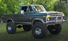 1979 Ford 4x4