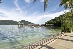 Pangkor Laut Resort*****, Pangkor Laut (Malaysia). #hotels #destination #travel #kuoni #luxury #resort