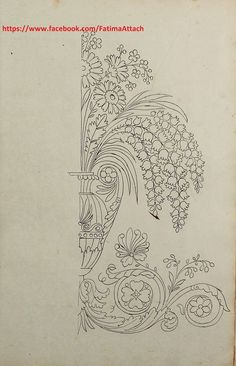 Embroidery Patterns - Directoire designs for textiles Embroidery Motifs, Embroidery Designs, Pattern Art, Pattern Design, Coloring Books, Coloring Pages, Stencil, Logos Retro, Motif Art Deco