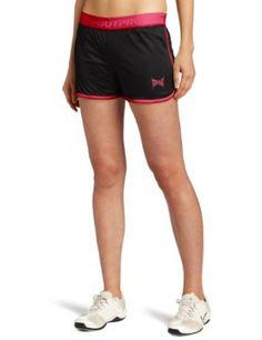 Tapout Women's Essential Mesh Reversible Short, Black Soot, Medium TapouT. $22.99