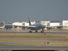Air Canada Airbus A340-313