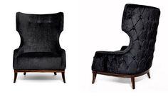 Matis armchair by BRABBU   Bedroom Décor Tips to help you sleep better http://www.mydesignweek.eu/bedroom-decor-tips-to-help-you-sleep-better/#.Uq8X4PRdVid