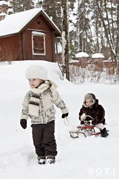 What if winter is not a place outside? I Love Snow, I Love Winter, Winter Kids, Let It Snow, Winter Snow, Cool Baby, Canadian Winter, Winter Cabin, Snow Scenes