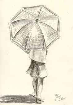Drawing Pencil Portraits - umbrella art 26 More Discover The Secrets Of Drawing Realistic Pencil Portraits Portrait Au Crayon, Pencil Portrait, Drawing Sketches, Art Sketches, Art Drawings Sketches Simple, Girl Drawings, Sketches Of Girls, Tumblr Sketches, Sketches Of People