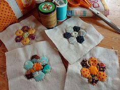 mini jardins de grand-mère  by viviane_adxvm, via Flickr