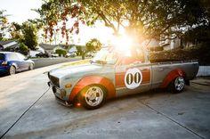 Landon's Datsun 620 - 1