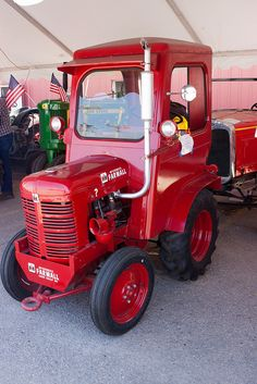 Farmall with Cab 2012 Nebraska State Fair-227 by nebugeater, via Flickr