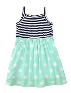 This is an awesome dress, but at $64 it's a bit pricey for a kids Summer dress. I think I'll sew it!