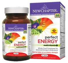 New Chapter Perfect Energy Stress Management