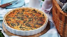 Quiche, Hamburger, Pizza, Cooking Recipes, Sweets, Fresh, Breakfast, Desserts, Foods
