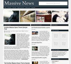Massive News for Magazines, News & Blogs