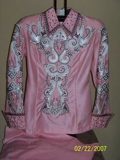 For showmanship- if you like pink : )