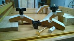 """The """"I'm Not Worthy"""" Project Log #8: I Said Hold Down for a Jig.... Not a Jig at a Hoe Down!!! - by DIYaholic @ LumberJocks.com ~ woodworking community"""