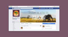 Travel Agency Facebook Design | Utazási iroda Facebook design