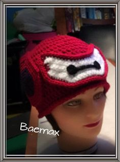 A hand crafted crochet character hat from Monsters, Minions &Mice is the perfectly practical way to keep your little ones warm in style this season! Made to order in any size. Crochet Character Hats, Baymax, Mice, Little Ones, Minions, Monsters, Crochet Hats, Warm, Crafts