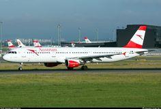OE-LBB Austrian Airlines Airbus A321-111