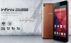 Widiyanti News: Wow! Smartphone Infinix Hote Note X550 Harga Murah...