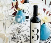Wine Label Table Numbers Free Downloads