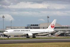 JAL, at Takamatsu Airport