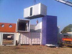 Cargo container #cargocontainerhomes