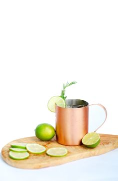 Refreshing Moscow Mule recipe made with Wild Turkey American Honey.