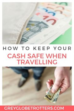 to keep your cash safe when travelling Clever Ways to Secure Your Cash When Travelling Travel With Kids, Family Travel, How To Boost Your Immune System, Cash Safe, Travel Advice, Travel Hacks, Travel Ideas, Travel Inspiration, European Travel Tips