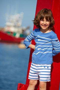Batela. #Nautical fashion for #girls.