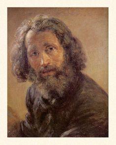 Autoritratto 1864 - Carnovali Giovanni, il Piccio