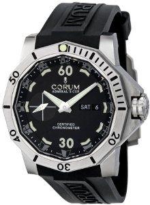 Corum Adimirals Cup Seafender 46 Chrono Automatic Watch 947.401.04/0371 AN12 #luxurywatch #Corum-swiss Corum Swiss Watchmakers watches #horlogerie @calibrelondon