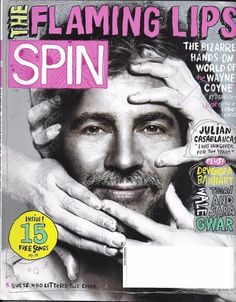 Spin magazine Flaming Lips Julian Casablancas Florence and the Machine Gwar