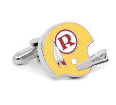 Washington Redskins Retro Helmet Cufflinks BY NFL