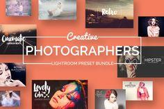 Ligthroom Presets Bundle - 70% OFF by Krystal Designs Co. on Creative Market