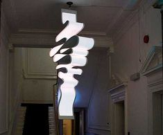 Modern Art Ceiling Lamp from Marcus Trenmonto