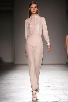 Andrea Incontri Ready To Wear Spring Summer 2014 Milan - NOWFASHION