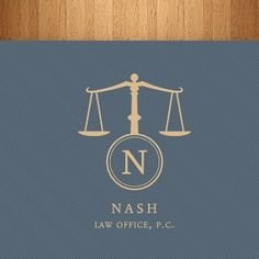 Nash Law Office, p.c. by Sean Quinn    http://cargocollective.com/seanquinn/Nash-Law-Office-p-c-Identity