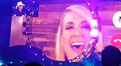 Country Music Lyrics - Quotes - Songs Modern country - Brad Paisley Unexpectedly Facetimes Carrie Underwood At Concert For Killer 'Remind Me' Duet - Youtube Music Videos https://countryrebel.com/blogs/videos/brad-paisley-unexpectedly-facetimes-carrie-underwood-at-concert-for-killer-remind-me-duet