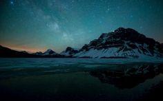 Milky Way Lake Wallpapers   HD Wallpapers