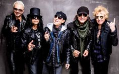SCORPIONS: '50th Anniversary Deluxe Editions' Of Classic Albums to Include Bonus Material