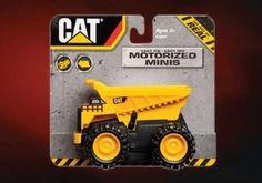 Amazon.com: Cat Motorized Mini Dump Truck: Home & Kitchen