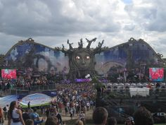 Tomorrowland 2011 - Mainstage