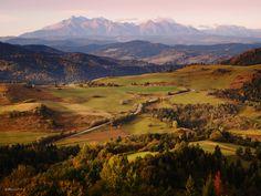 TATRY z Pienin II Mountain Photos, Outdoors, Autumn, Mountains, Travel, Art, Nature, Scenery, Fotografia