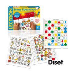 Diset, jugar es divertido | Lectron Temas Educativos