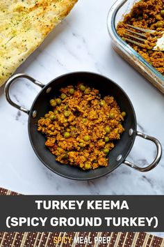 40 minutes · Gluten free · Serves 4 · Have you ever wondered how to make lean turkey taste good? Which isn't too dry or bland? Give this lean turkey keema recipe a go and you will be amazed!