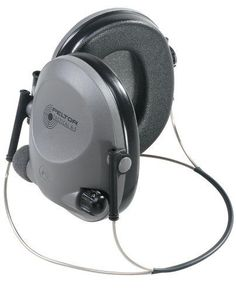 Hearing Protection For Shooting Shooters Gun Range Headphones 3M Peltor Tactical #3M