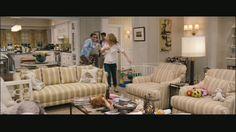 """The Change-Up:"" Jason Bateman's Traditional White House & Ryan Reynolds' Bachelor Pad in Atlanta"